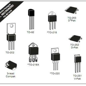 N-Channel MOSFET Transistors